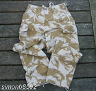 UK BRITISH ARMY SURPLUS G1 SOLDIER 95 DESERT DPM CAMOUFLAGE COMBAT TROUSERS