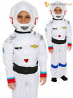 Boys Spaceman Costume Kids Astronaut Fancy Dress Space Man Dressing Up Costume