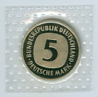 W GERMANY 5 DM uncirculated oBH (Choice Of under: 1975 - 1990 and DFGJ)