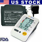 Automatic Digital Arm Blood Pressure Monitor BP Cuff Gauge Machine Sensor Tester $21.99 USD on eBay