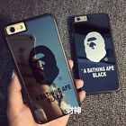 A Bathing Ape Mirror Cell Phone Case Shell Cover for iphone6/6s Apple PVC Bape