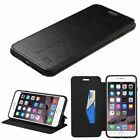 For iPhone 6 6s Plus 4.7 5.5 New Wallet Flip PU Leather Phone Case Cover