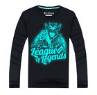 Made For LOL Card Master Twisted Fate Long sleeve t-shirt Cosplay noctilucence