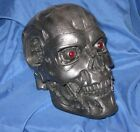 Terminator Salvation T-700 Endoskeleton Head Movie Prop (t-800/stan Winston)
