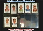 ☆ Carreras - Footballers 1934 (Large Titles) (G) ***Pick The Cards You Need***