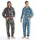 Harvey James Mens Onesie Beer Stag Do Cartoon Drinking Alchool Party Funny