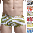 Male Mens Clothing Sexy Underwear Shorts Boxers Briefs Underpants 4 Size S~XL
