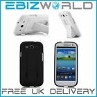 HARD ABS STAND CASE FOR SAMSUNG GALAXY S3 i9300 - COVER BACK SHELL DESK