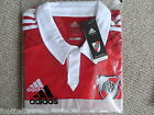 S or XL ADIDAS RIVER PLATE FOOTBALL SHIRT jersey soccer calcio NEW ORIGINAL