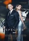 New Movie Poster Print: Spectre *BUY 1 GET 1 FREE*  A3 / A4 £2.25 GBP