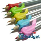 5x 10x 20x Pencil Grippers - Posture Grips Support Aid Orthotic Writing Tool UK