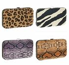 Mini-Clutch Animal Print Manicure Kit A257660