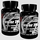 2x 90 Tabletten vegan  -  Power ZMA Zink Magnesium Vitamin B6 Testosteron IGF-1
