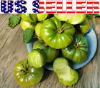 30+ ORGANICALLY GROWN Aunt Rubys German Green Tomato Seeds Heirloom NON GMO USA