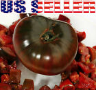 30+ ORGANICALLY GROWN Black From Tula Tomato Seeds Heirloom NON GMO Beefsteak