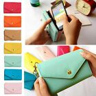Crown Envelope Wallet Purse Phone Bag for Samsung Galaxy S3 S4 iPhone 4S 5C 5S