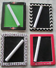 """Studio G - SMALL MAGNETIC CHALKBOARD - Approx 3.5"""" x 4"""" - 4 Styles To Pick From"""