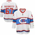 NEW Reebok Montreal Canadiens Winter Classic MAX PACIORETTY hockey youth jersey