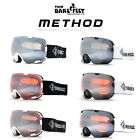 Two Bare Feet METHOD Ski Goggles Fixed Lens Unisex Snow Skiing Snowboard