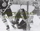BRUCE GAMBLE TORONTO MAPLE LEAFS (3) 8X10 PHOTO
