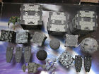 Star Trek Micro Machines Tactics Borg Ships Tactical Cube,Diamond,Spheres,Scouts
