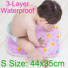 """Nylon Baby Changing Pad  27 1 4"""" Lime Green"""