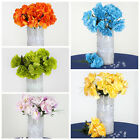12 Silk PEONY Bushes Wedding Flowers PEONIES Bouquets Wholesale Centerpieces