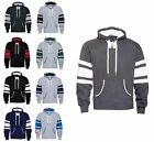 MEN'S HOCKEY, LACED PLACKET, HEAVYWEIGHT, PULLOVER HOODIE, S M L XL 2X 3X 4X