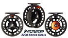 Sage 2200 Series Fly Reel W/ 50% off Fly Line