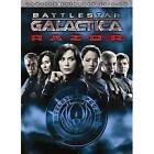 DVD BATTLESTAR GALLACTICA RAZOR Unrated Extended Edition Not Rated