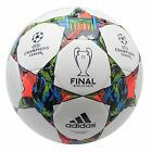 Adidas Berlin 2015 Champions League Final Glider Football White/Blue Soccer