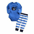 NWT Vaenait Baby Boy Girl Clothes Infant Outfit  * Bodysuit Pant set * 6-18M
