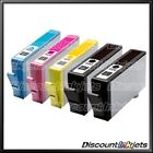 5pk BLACK COLOR Ink Cartridge for HP 920 OfficeJet 6500 CD971AN HP920 CH634AN