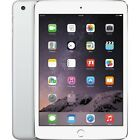 Apple iPad Mini 3 64GB, Wi-Fi, Retina Screen - Silver 3rd Gen.