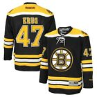 Reebok NHL Men's Boston Bruins Torey Krug # 47 Premier Jersey - Black