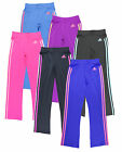 Adidas Youth Girls Athletic Yoga Stretch Pants - Many Colors