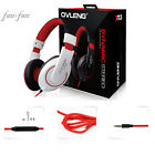 OVLENG X13 Universal 3.5m Wired Stereo Gaming Headsets With Mic For Smartphone
