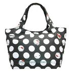 JAPAN HELLO KITTY POLKA  DOT FASHION WOMEN'S BAG TOTE BAGS/SHOULDER BAGS-3 SIZE