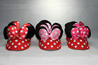 polka dots gifts - Minnie Mickey Sun Visor Hat Headband Polka Dots Ears Birthday Favors Plush Gift