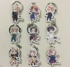 Внешний вид - POP Anime Axis Powers Hetalia APH Cute Acrylic Pendant Keychain Keyring New
