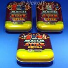 Match Attax EXTRA 2015-2016: EMPTY Collector Tin. Choice of 3 designs. NEW. Mint