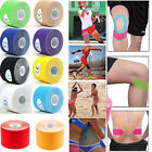 5m x 5cm 1 Roll Kinesiology Sports Muscles Care Elastic Physio Therapeutic Tape