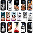Female Icons Case Cover for Samsung S3 S4 S5 S6 - 02
