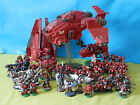 WARHAMMER 40K - SPACE MARINES BLOOD ANGELS ARMY MANY UNITS TO CHOOSE FROM