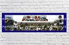 Personalized NFL Chicago Bears Name Poster with Border Mat Art Wall Banner $16.5 USD on eBay