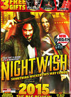 METAL HAMMER 1/2016 NIGHTWISH +Monsters of 2015 CD Xmas Paper 2016 CALENDAR @New