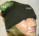 NEW JACK PYKE THINSULATE THERMAL BOB HAT IN BLACK OR GREEN-WINTER/ECW ARMY STYLE