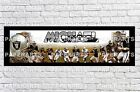 Personalized Oakland Raiders Name Poster with Border Mat Wall Banner Updated $16.5 USD on eBay
