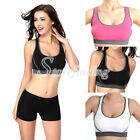 Women Seamless Sports Bra Crop Top Fitness Yoga Comfort Stretch Shapewear bra