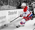 BL382 Nicklas Backstrom Capitals With The Puck Hockey 8x10 11x14 Spotlight Photo